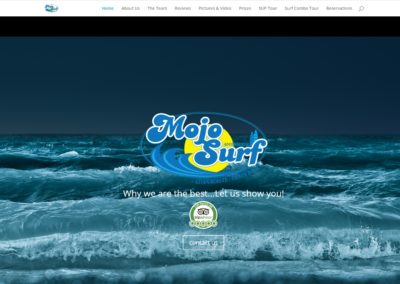 Mojo Surf Adventures